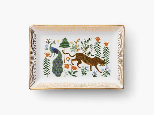 Rifle Paper Co. | Menagerie Catchall Tray