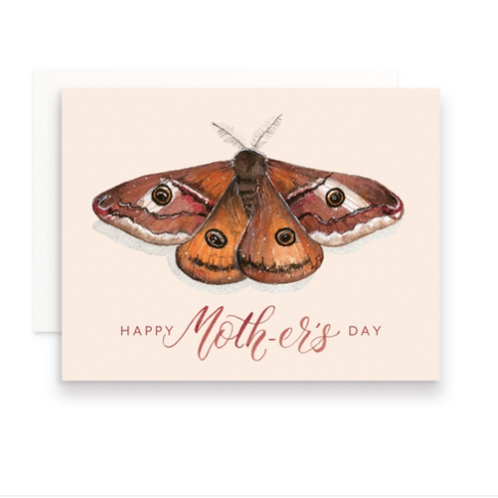 Mother's Day Moth