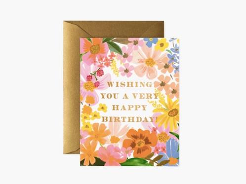Marguerite Birthday