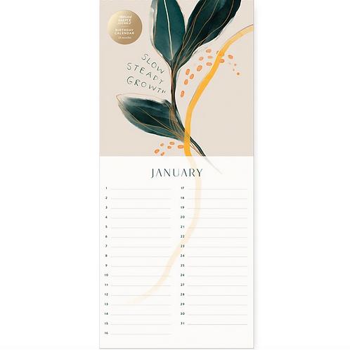 Morgan Harper Nichols | Birthday Calendar