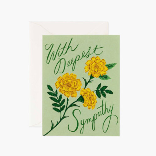 Marigold Sympathy