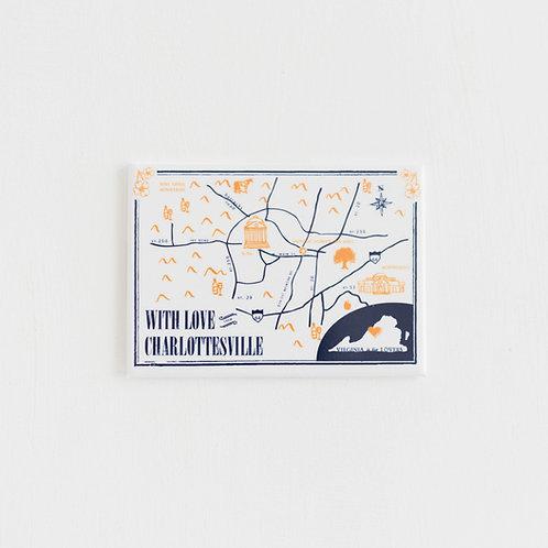 RPS | Charlottesville Magnet Map