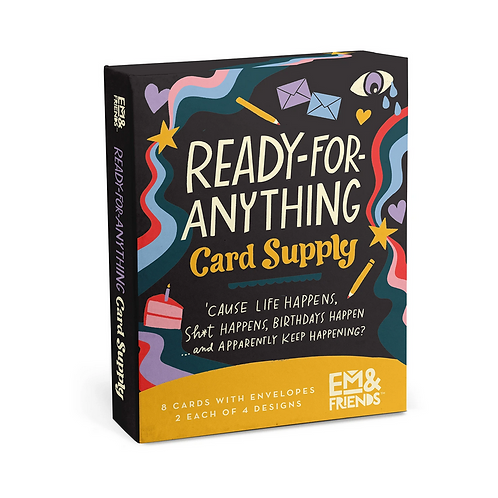 Ready-for-Anything Boxed Card Set