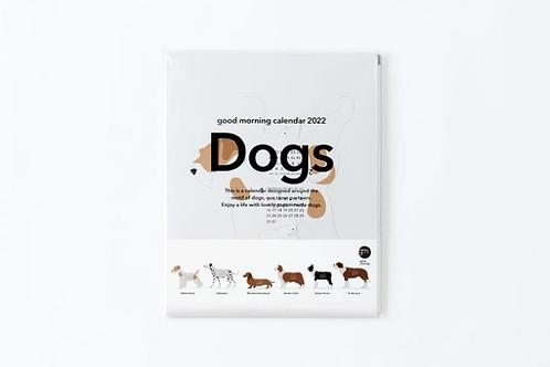 2022 Dog Calendar