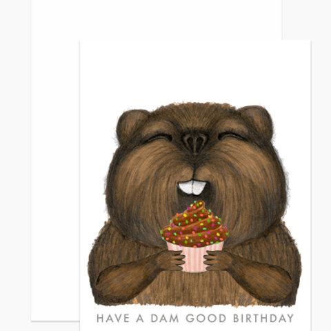 Have a Dam Good Birthday