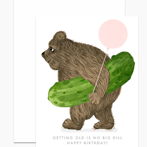 Pickle Bear