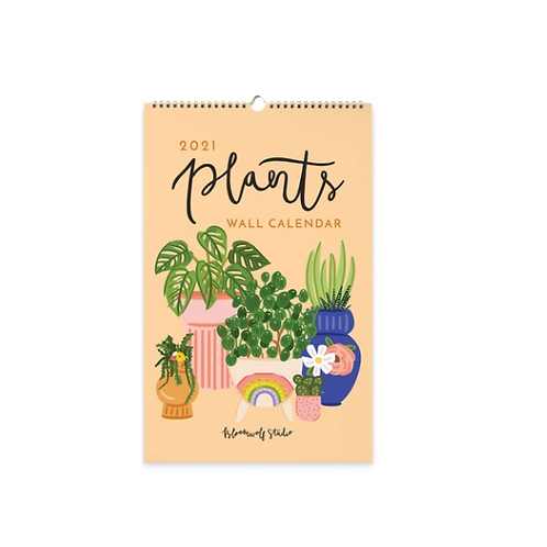 Bloomwolf | 2021 Plant Calendar