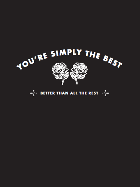 RPS | You're Simply the Best