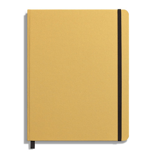 Shinola | Large Hard Linen Journal