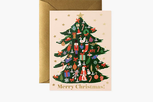 Rifle Paper Co. | Trimmed Tree