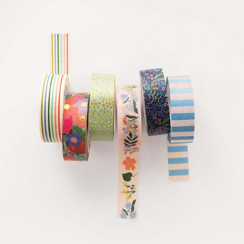 Rfifle Paper Co. | Paper Tape