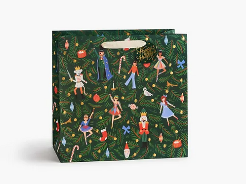 Rifle Paper Co. | Nutcracker Holiday Gift Bags