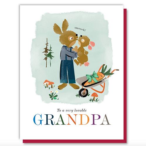 Very Lovable Grandpa