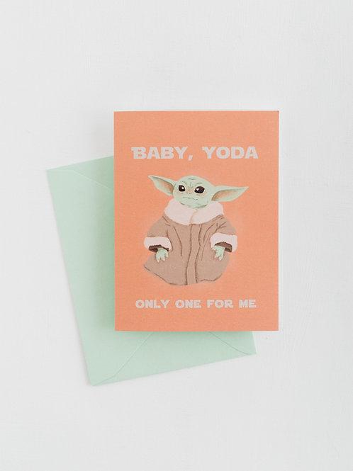 RPS | Baby Yoda