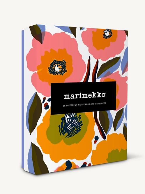 Marimekko Kukka Stationery Set