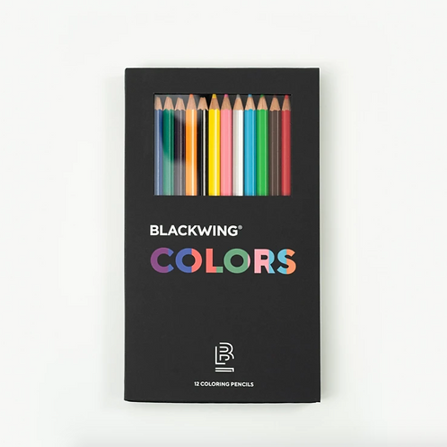 Blackwing   Set of 12 Coloring Pencils