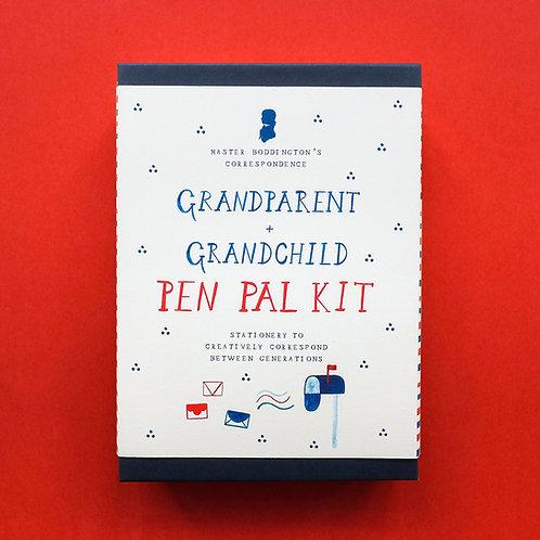 Grandparent + Grandchild Penpal Kit