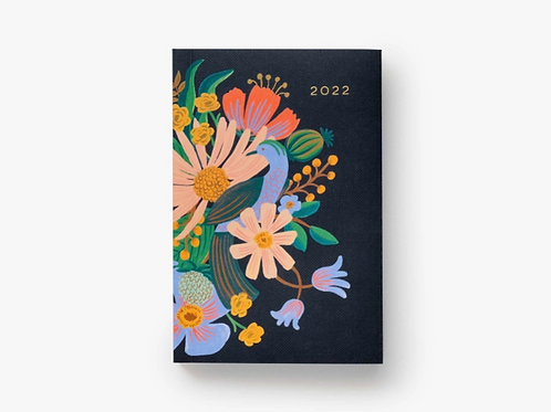 Rifle Paper Co. | 2022 Dovecote 12-Month Pocket Planner