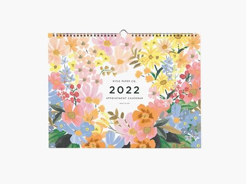 Rifle Paper Co. | 2022 Marguerite Appointment Calendar