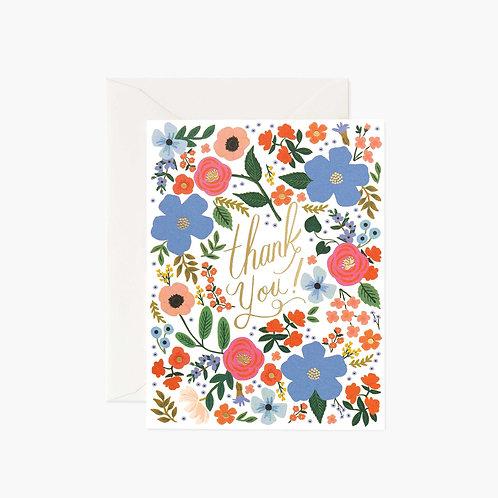 Rifle Paper Co. | Wild Rose Thank You Box Set