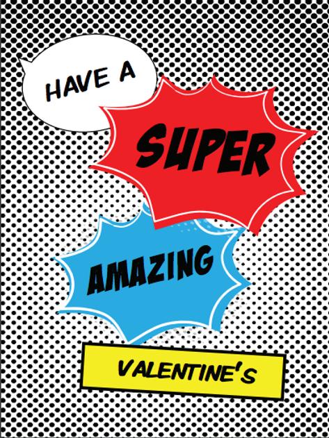 RPS | Super Amazing Valentine's