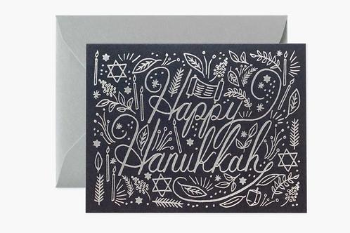 Rifle Paper Co. | Silver Hanukkah Box Set
