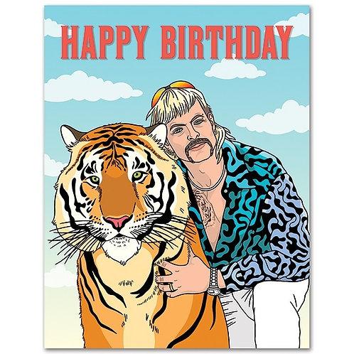 Tiger King Birthday