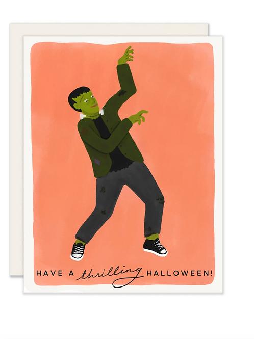 Frankenstein Thriller