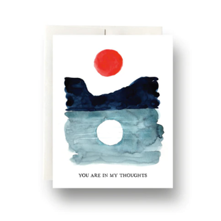 Sun and Moon: You are in my Thoughts