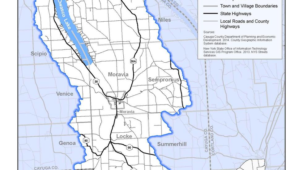 The Owasco Lake Watershed