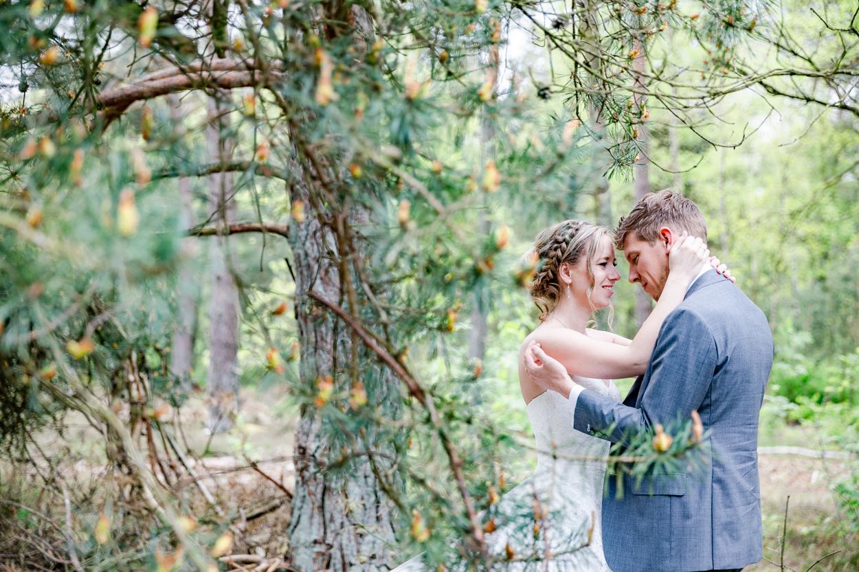 Bruidsfotografie Wezep