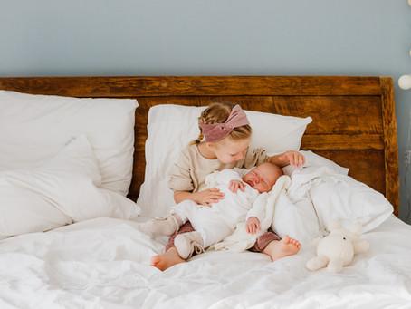 Newbornfotoshoot / Gezinsfotoshoot IJsselmuiden