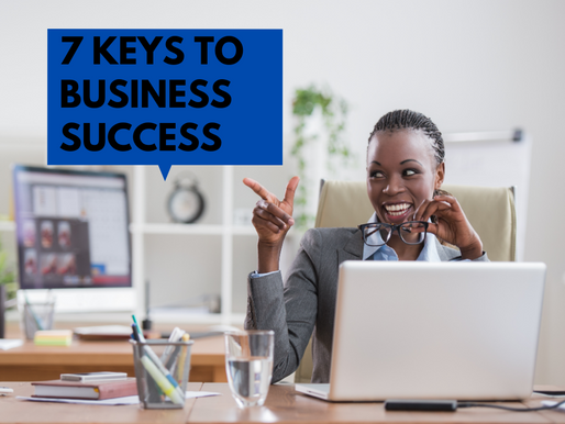 7 Keys to Business Success