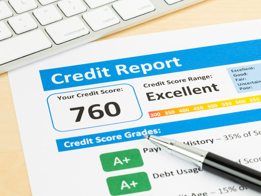 How to Fix Your Credit Mistakes