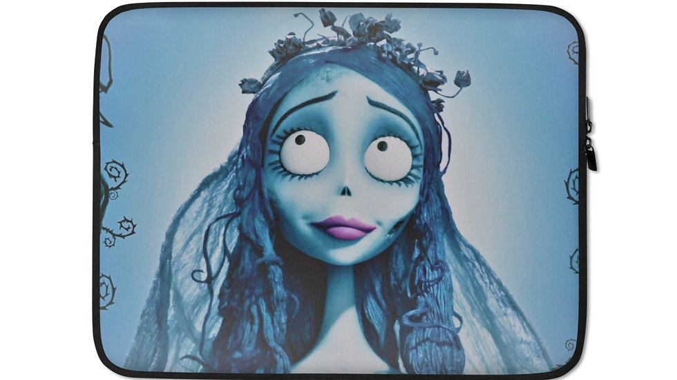 Laptop Sleeve corse bride