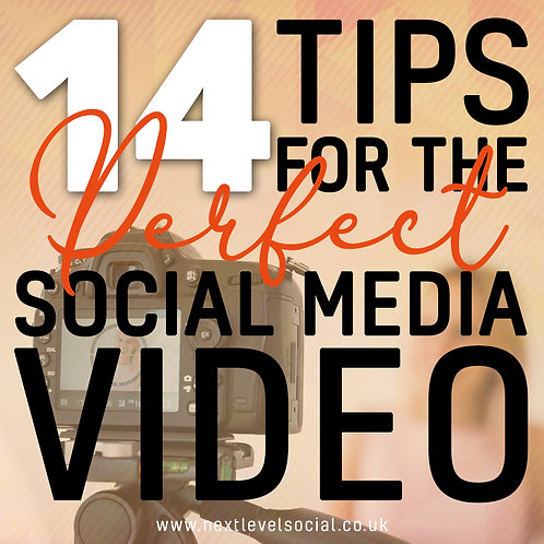 Video Masterclass - 14 Tips For The Perfect Video Content