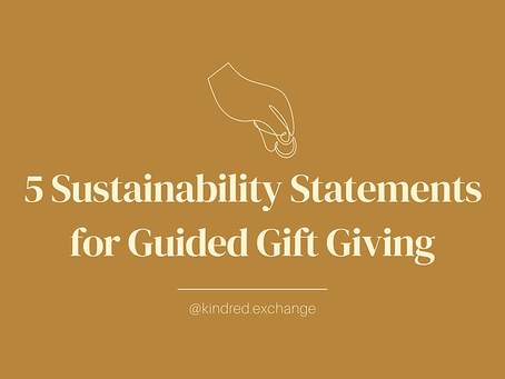 #GivingTuesday Guide to Gifting