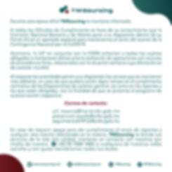 TMSourcing- PLD- Comunicado CoVID19 CNBV