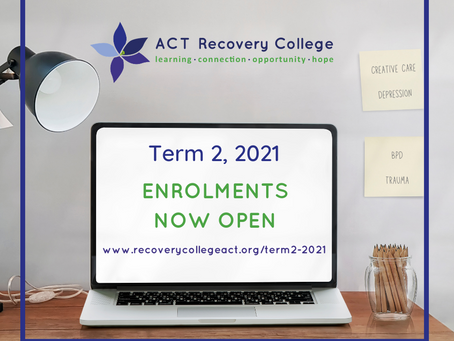 Term 2, 2021- Expressions of Interest NOW OPEN!