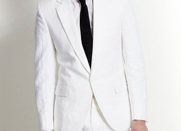 Ambo Blanco de vestir