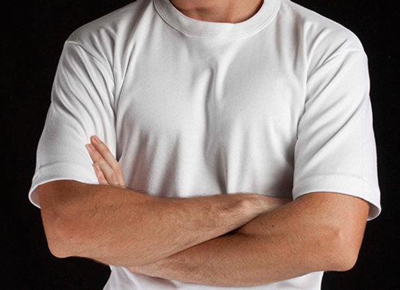 Camiseta térmica manga corta