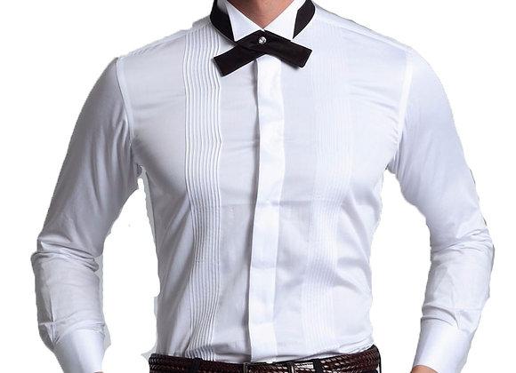 Camisa Cuello Palomita