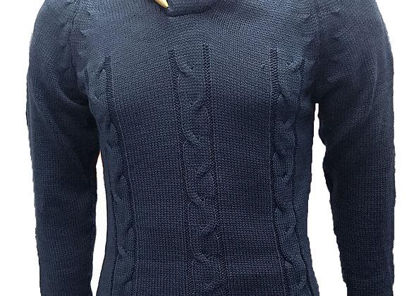 Sweater Cuello Smoking