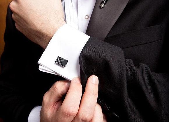 Gemelos y Traba Corbata