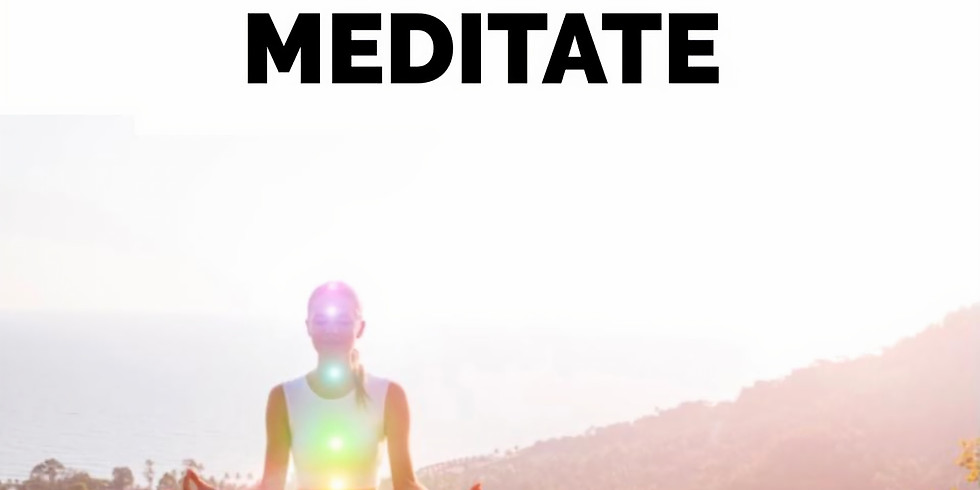 8pm Online MG Yoga Learn to Meditate Course (5am AEDT)