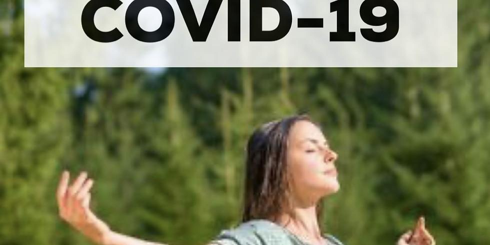 7:30pm Online Therapeutic Yoga for Covid-19