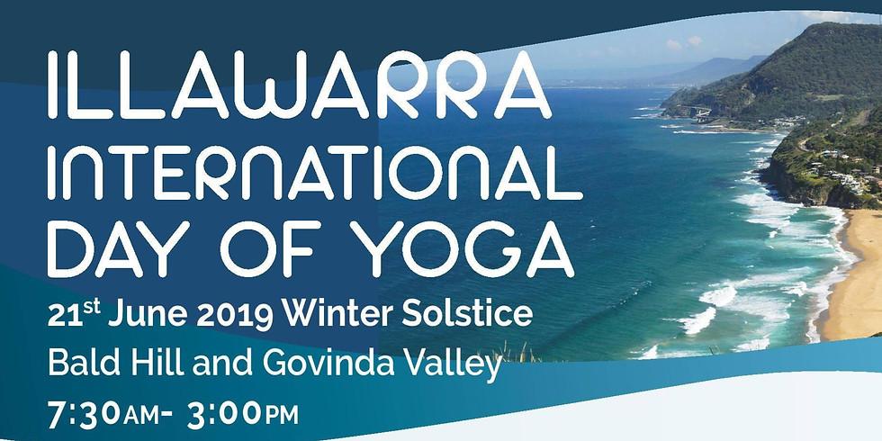 Illawarra International Day of Yoga
