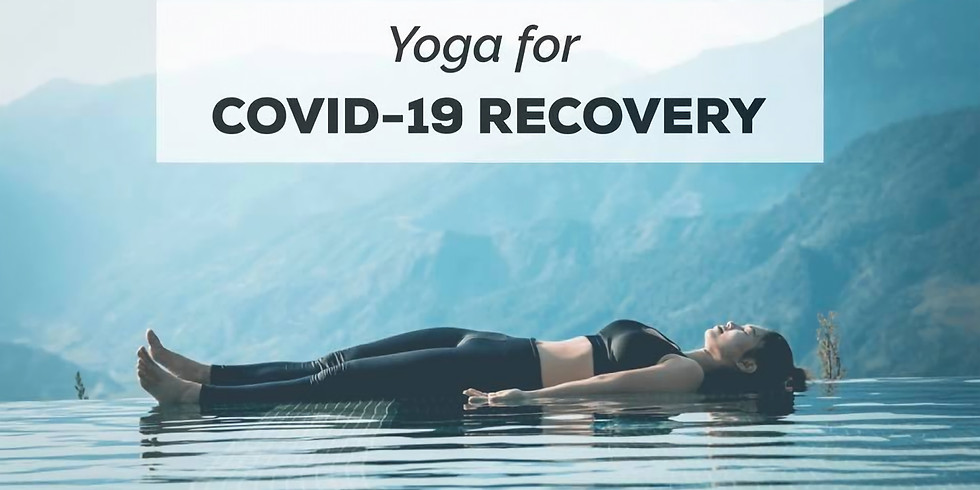 9:30am Yoga for Covid-19 Recovery (8:30pm AEDT)