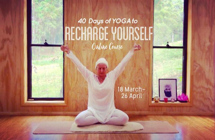 Recharge Yourself