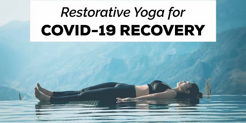 7pm Yoga for Covid-19 Recovery (6am AEDT)